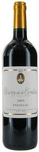 Réserve De La Comtesse 2009, Ac Pauillac, 2nd Wine Of Château Pichon Longueville Comtesse De Lalande Bottle