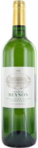 Château Reynon Sauvignon Blanc 2009, Ac Bottle