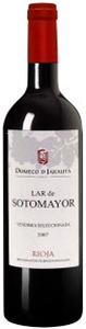 Domeco De Jarauta Lar De Sotomayor Vendimia Seleccionada 2010, Doc Rioja Bottle