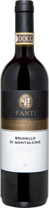 Fanti Brunello Di Montalcino 2008 Bottle