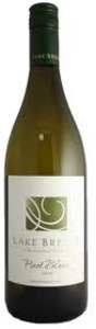 Lake Breeze Pinot Blanc 2012, BC VQA Okanagan Valley Bottle