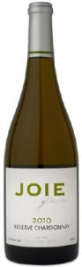 Joie Farm Chardonnay Rsv 2010, BC VQA Okanagan Valley Bottle