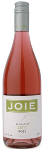 Joie Farm Rose 2011, BC VQA Okanagan Valley Bottle