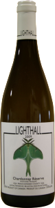 Lighthall Chardonnay 2010, VQA Prince Edward County Bottle