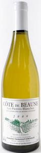 Emmanuel Giboulot Les Pierres Blanches 2011, Cotes De Beaune  Bottle