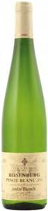André Blanck & Ses Fils Rosenbourg Pinot Blanc 2011, Ac Alsace Bottle