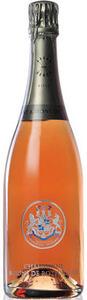 Champagne Barons De Rothschild Brut Rosé Champagne Bottle