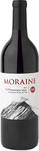 Moraine Cliffhanger Red 2012, BC VQA Okanagan Valley Bottle