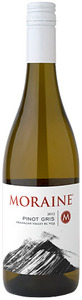 Moraine Pinot Gris 2012, BC VQA Okanagan Valley Bottle