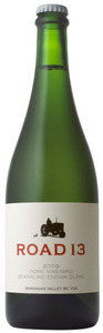 Road 13 Sparkling Chenin Blanc 2010, BC VQA Okanagan Valley Bottle
