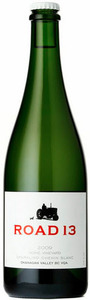 Road 13 Home Vineyard Sparkling Chenin Blanc 2009, BC VQA Okanagan Valley Bottle
