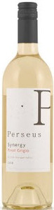 Perseus Pinot Grigio 2010, BC VQA Okanagan Valley Bottle