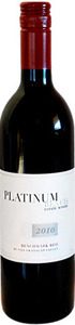 Platinum Benchmark 2010, BC VQA Okanagan Valley Bottle