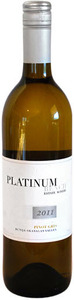 Platinum Pinot Gris 2011, BC VQA Okanagan Valley Bottle