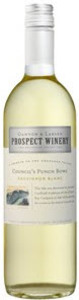 Prospect Council's Punch Bowl Sauvignon Blanc 2011, BC VQA British Columbia Bottle