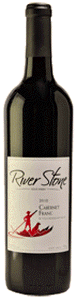 River Stone Cabernet Franc 2010, BC VQA Okanagan Valley Bottle