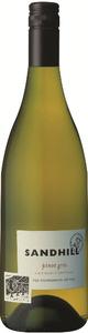 Sandhill Pinot Gris 2011, BC VQA Okanagan Valley Bottle