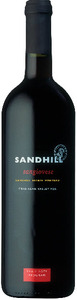 Sandhill Sangiovese Small Lots 2010, BC VQA Okanagan Valley Bottle