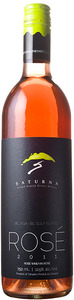 Saturna Rose 2011, BC VQA Gulf Islands Bottle