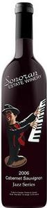 Sonoran Cabernet Sauvignon Jazz 2006, BC VQA Okanagan Valley Bottle