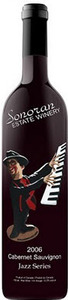 Sonoran Cabernet Sauvignon Jazz 2007, BC VQA Okanagan Valley Bottle