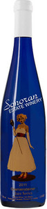 Sonoran Oraniensteiner Jazz Series 2004, BC VQA Okanagan Valley Bottle