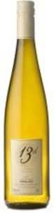 13th Street June's Vineyard Riesling 2011, VQA Creek Shores, Niagara Peninsula Bottle