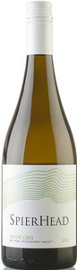 Spierhead Pinot Gris 2012, BC VQA Okanagan Valley Bottle