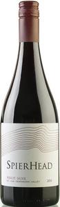 Spierhead Pinot Noir 2011, VQA Okanagan Valley Bottle