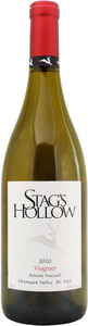 Stag's Hollow Viognier 2010, BC VQA Okanagan Valley Bottle