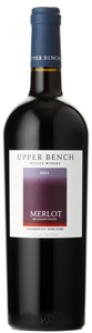 Upper Bench Merlot 2011, BC VQA Okanagan Valley Bottle