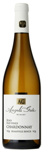 Angels Gate Old Vines Chardonnay 2010, VQA Beamsville Bench, Niagara Peninsula Bottle