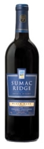 Sumac Ridge Cabernet Sauvignon Bsv 2010, BC VQA Okanagan Valley Bottle
