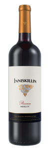 Inniskillin Reserve Merlot 2011, VQA Niagara Peninsula Bottle