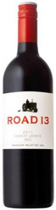 Road 13 Honest John's Red 2010, Okanagan Valley Bottle