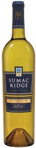 Sumac Ridge Black Sage Vineyard White Meritage 2007, BC VQA Okanagan Valley Bottle