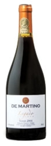De Martino Legado Reserva Syrah 2010, Choapa Valley Bottle