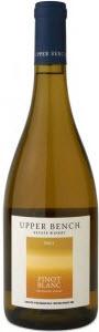 Upper Bench Pinot Blanc 2011, BC VQA Okanagan Valley Bottle