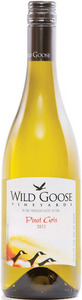 Wild Goose Pinot Gris 2011, BC VQA Okanagan Valley Bottle