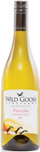 Wild Goose Pinot Gris Mystic River 2011, BC VQA Okanagan Valley Bottle