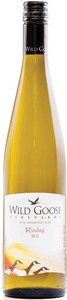 Wild Goose Riesling 2011, BC VQA Okanagan Valley Bottle