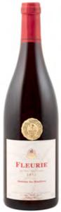Domaine Des Houdières Fleurie 2011, Ac Bottle