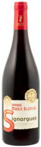 Domaine Marie Blanche Côtes Du Rhône Villages Signargues 2010, Ac Bottle