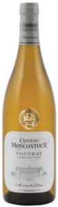 Château Moncontour Vouvray Sec 2011 Bottle