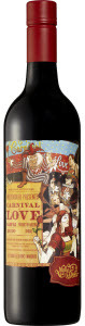 Mollydooker Carnival Of Love Shiraz 2010, Mclaren Vale Bottle