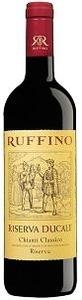 Ruffino Chianti Classico Riserva Ducale 2007, Tuscany Bottle