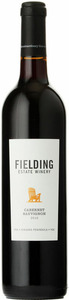 Fielding Estate Cabernet Sauvignon 2010, On Niagara Escarpment Bottle