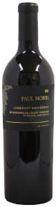 Paul Hobbs Beckstoffer Dr. Crane Vineyard Cabernet Sauvignon 2006, St. Helena, Napa Valley Bottle