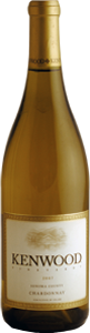 Kenwood Chardonnay 2012, Sonoma County Bottle