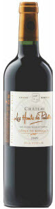 Château Les Hautes De Palette 2010, Ac Côtes De Bordeaux Bottle